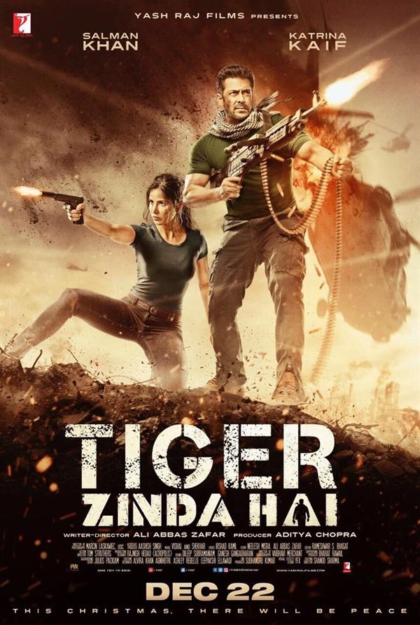salman khan katrina kaif s tiger zinda hai first look posters release on 22 december 2017