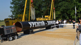 A development bank-backed gas pipeline in Ukraine (Picture Credit: Dmytro Glazkov / World Bank) Click to Enlarge.