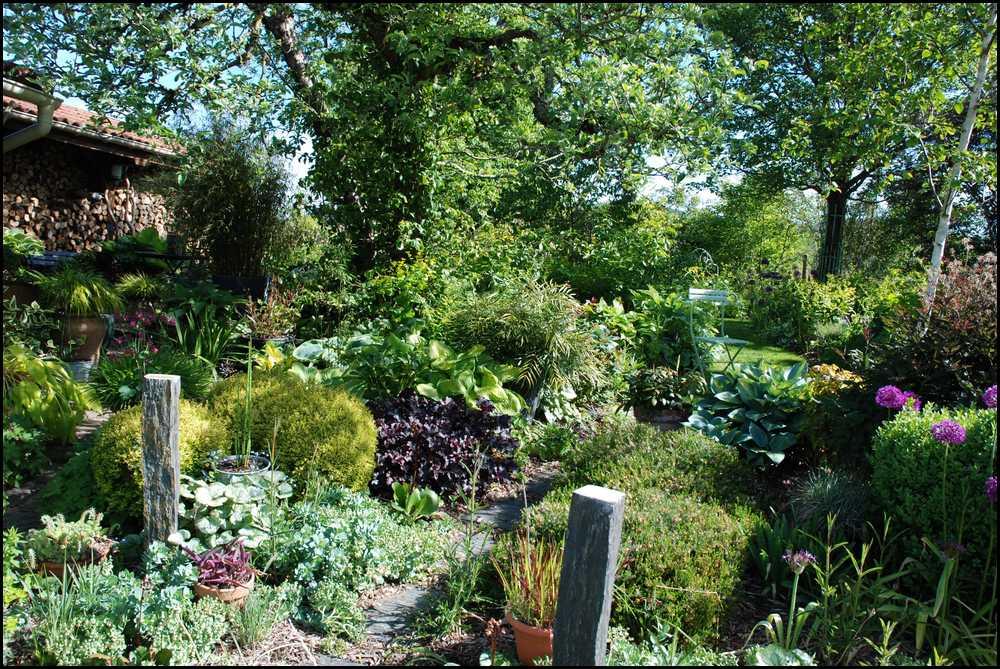 Le jardin du mayet ouverture jardin art et soin for Le jardin ou l on s attarde