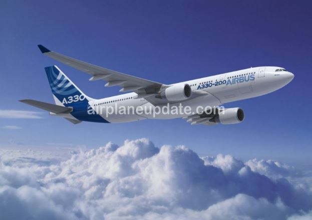 Airbus A330-200 jet review