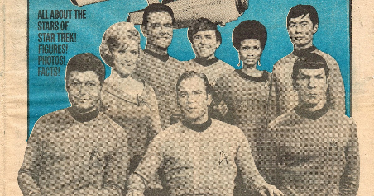 The Monster Times Star Trek Special #2: Part One