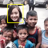 Guru Cantik Rela Mengajar Anak Jalanan