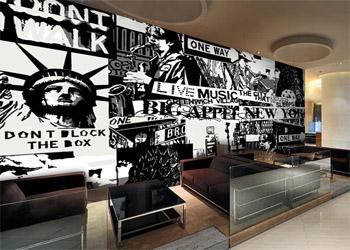37+ hiasan dinding cafe kekinian, info terpopuler!