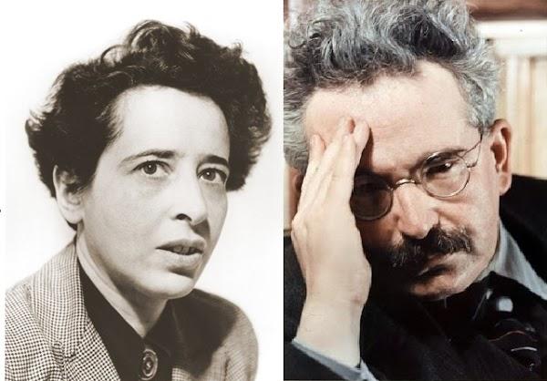 Hannah Arendt y Walter Benjamin Obras completas (PDF)