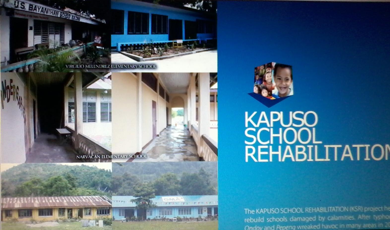 Builder S Journal School Rehabilitation Project Narvacan