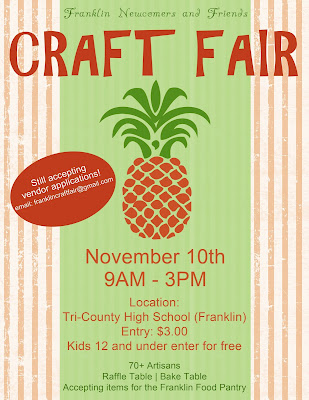 45th Annual Craft Fair - Nov 10