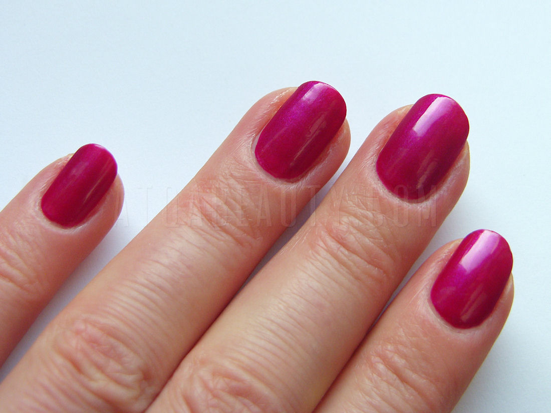 Sally Hansen Complete Salon Manicure Feeling Saucy