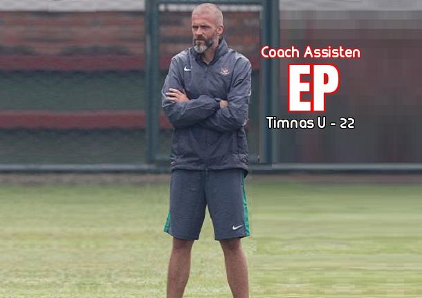 Assistent Coach Timnas U - 22