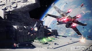Star Wars Battlefront 2 Playstation Wallpaper