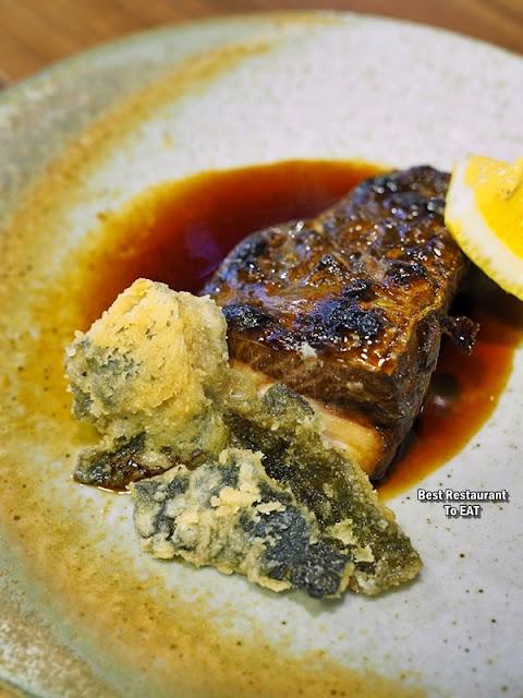 Tansen Izakaya 炭鲜居酒屋 Menu - Hamachi 4-Course OMAKASE Meal Menu - Teriyaki  Style