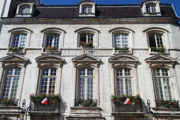 bourg-en-bresse mairie hôtel de bohan