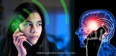 Radiasi dari Handphone memicu Kanker Otak