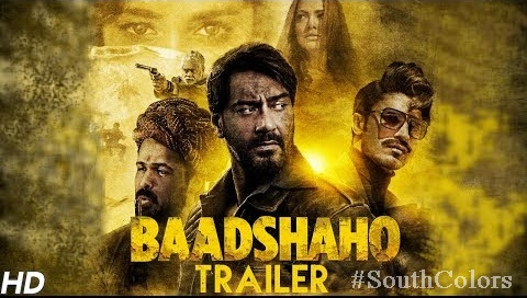 Baadshaho Movie Official Trailer