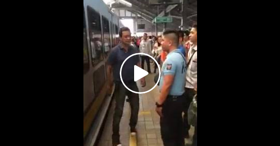 Watch: LRT steamed passengers alive! Their reason? Find out here!
