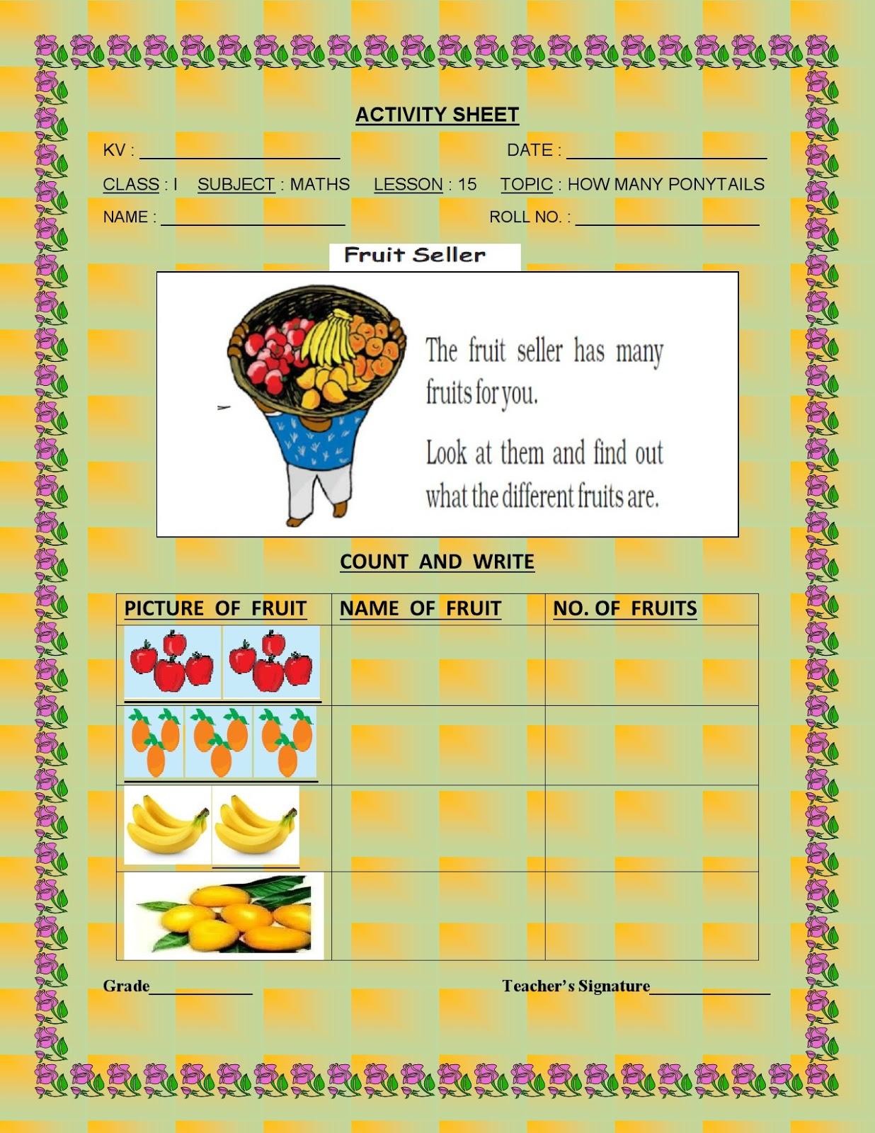 worksheets for kids, worksheets for kindergarten, worksheets for preschool, worksheet math, grade