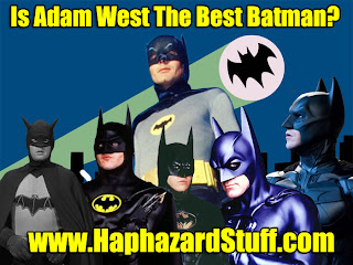 Who is the best Batman