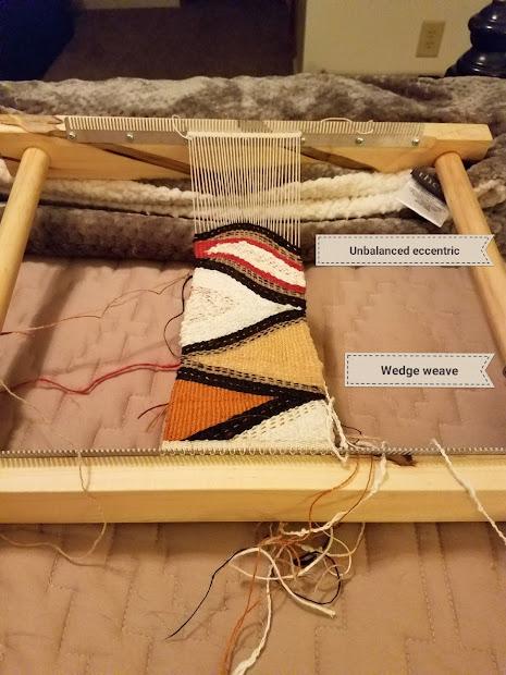Weaving Song Strand Shape Story