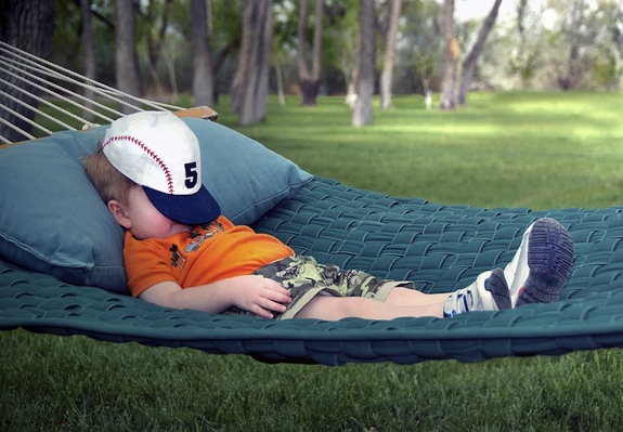 Take a Nap -- it's National Napping Day