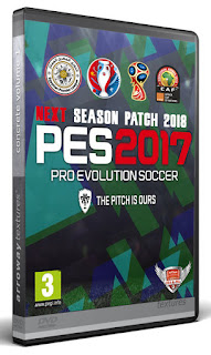 PATCH 2018 NEXT SEASON V1 PES 2017