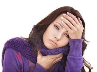 التهاب الحلق و التهاب اللوزتين
