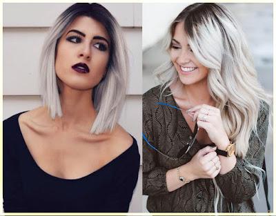 Blonde Dark Root Hair Color - 18 Best Hair Color Trend 2016