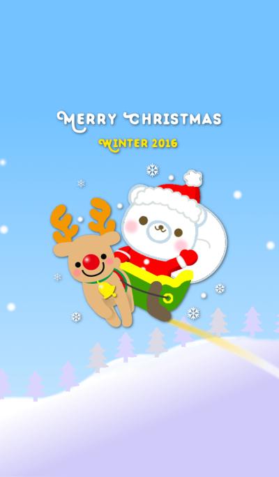 Merry Christmas Winter 2016