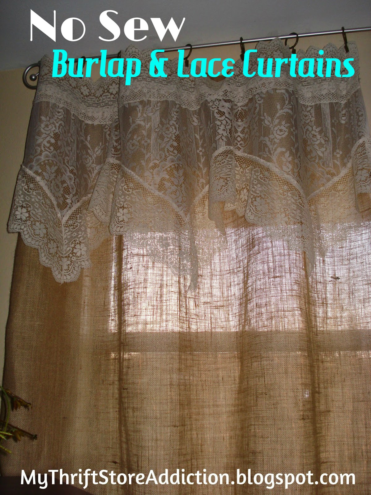 Diy Kitchen Curtain Ideas Pinterest
