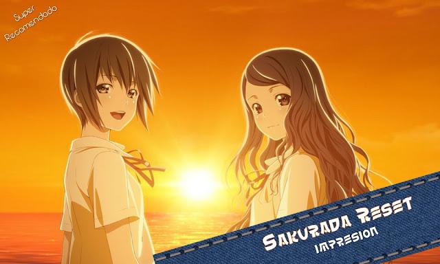 "Sakurada Reset [Primera impresion] ""Muy interesante"" Primavera 2017"