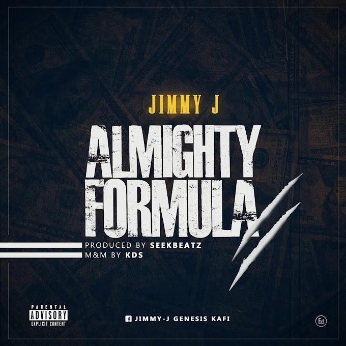 JIMMY J - ALMIGHTY FORMULA