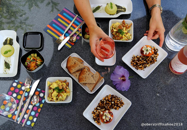 Sommerküche Vegetarisch : Kleines vegetarisches sommermenü erbse aprikose und noch viel mehr