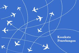 Bahasa Kosakata Penerbangan