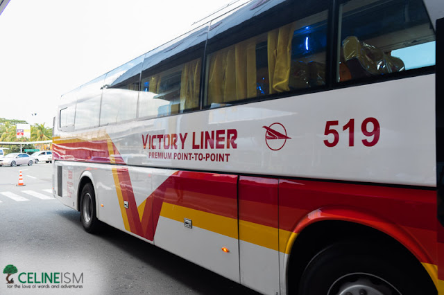 victory liner p2p bus to clark