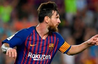 نتيجة مباراة برشلونة وبلد الوليد اليوم السبت بتاريخ 25-08-2018 الدوري الاسباني