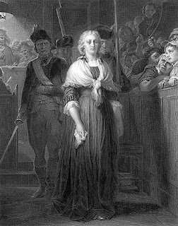 Maria Antonieta juicio entrada