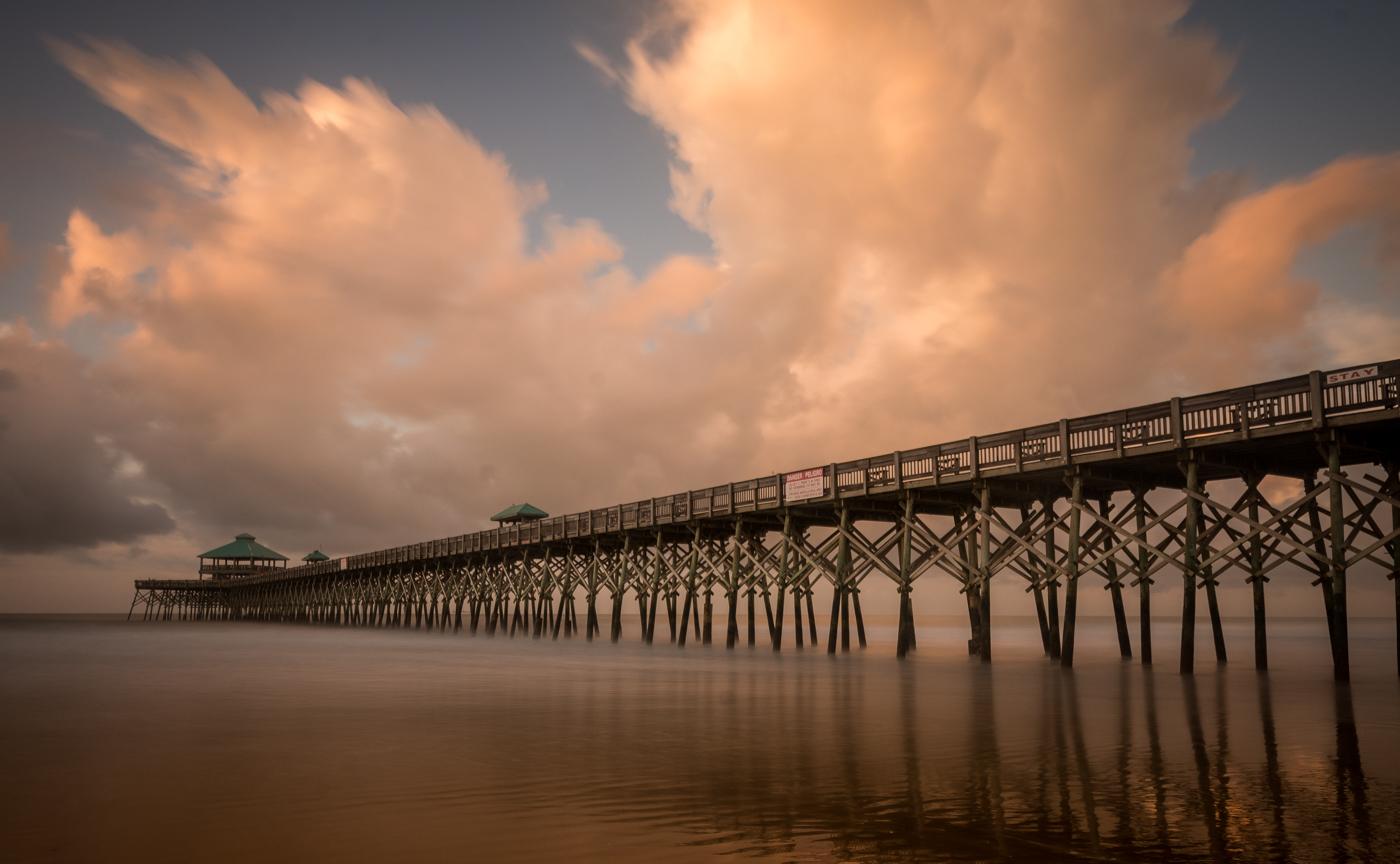 100+ Old Folly Beach Pier – yasminroohi