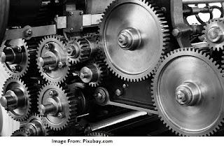 Dasar Teori Mesin Produksi Pengupas Kulit Ari Biji Kedelai