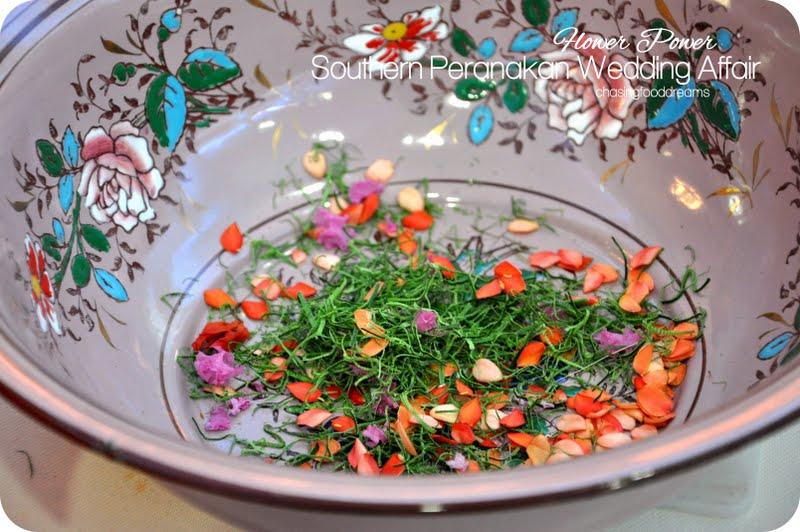 CHASING FOOD DREAMS: A Southern Peranakan Wedding Affair ...