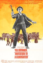 Watch Invitation to a Gunfighter Online Free 1964 Putlocker