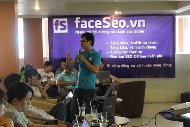 Đào tạo SEO tại Điện Biên uy tín nhất, chuẩn Google, lên TOP bền vững không bị Google phạt, dạy bởi Linh Nguyễn CEO Faceseo. LH khóa đào tạo SEO mới 0932523569.