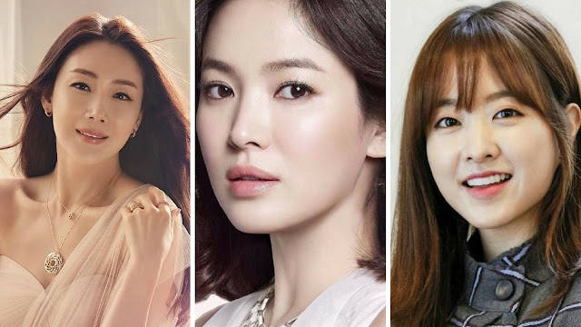 TOP 10 Highest Paid Korean Actresses!