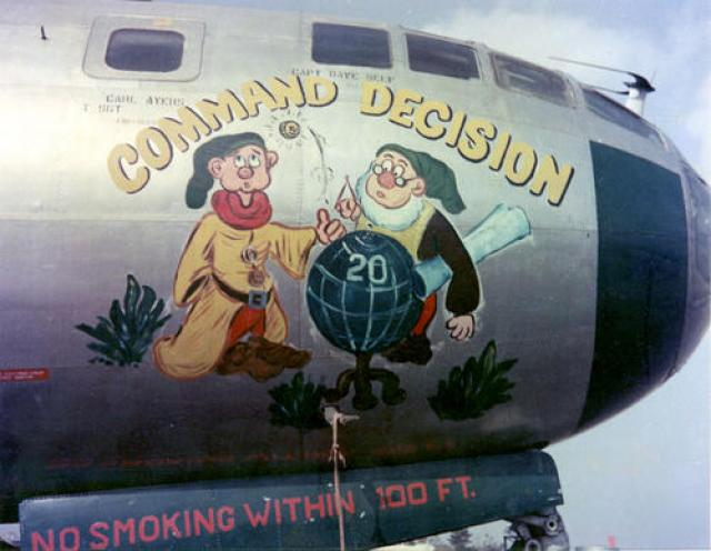 Disney nose art Planes in color worldwartwo.filminspector.com