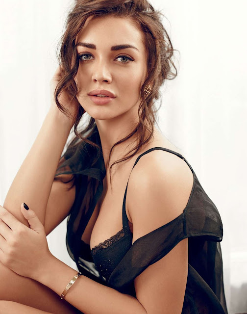 Amy Jackson dazzling photoshoot pictures for Maxim India