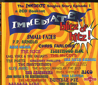 VA – Pop Goez Immediate. The Immediate Singles Story Episode 2