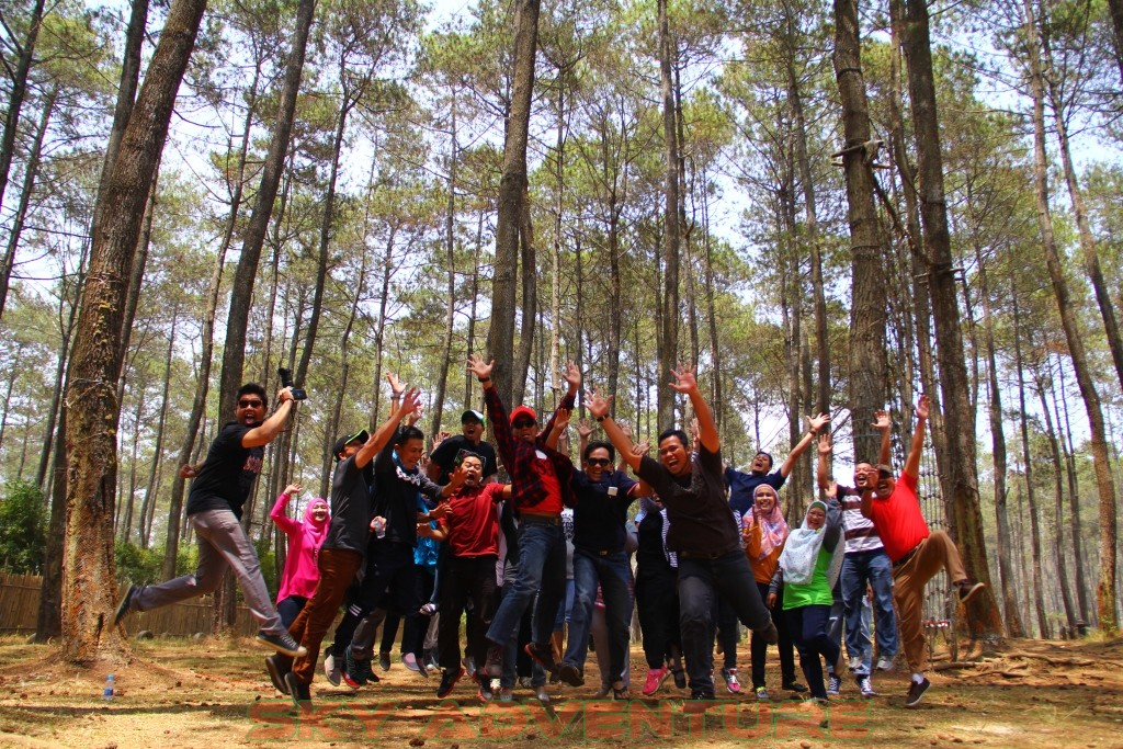 Outbound Pacet - Gathering
