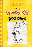 bookcover of Dog Days (Wimpy Kid #4)by Jeff Kinney