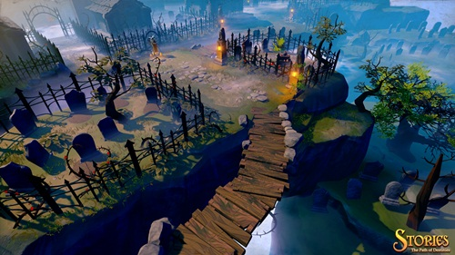 Stories The Path of Destinies - PC (Download Completo em Português)