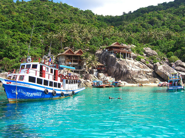 Koh Tao, Thailand – Travel Info And Travel Guide