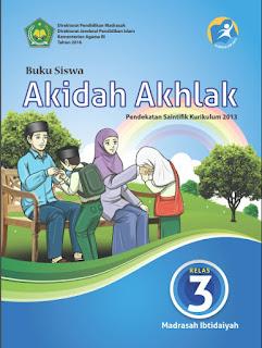 Akidah Akhlak Buku Siswa Kelas 3-III Kurikulum 2013 Revisi