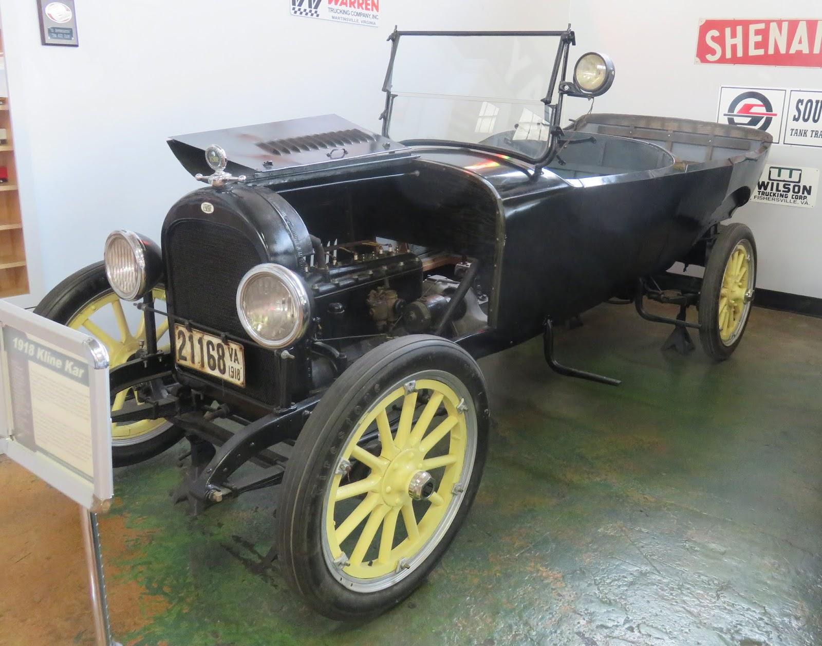 Big Daddy Dave: Virginia Museum of Transportation – Part I (Autos)
