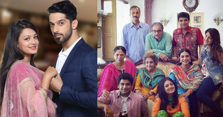 Know the real names of 'Zindagi Ki Mehek' star cast! - BollyBytes